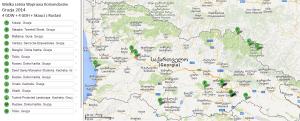 WLWK 2014 - Mapa